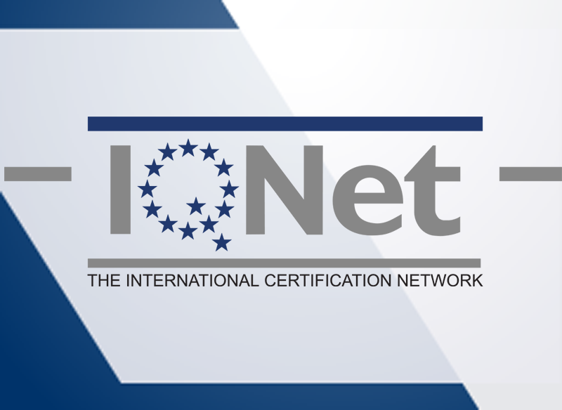 IQNet and AENOR Hereby Certify